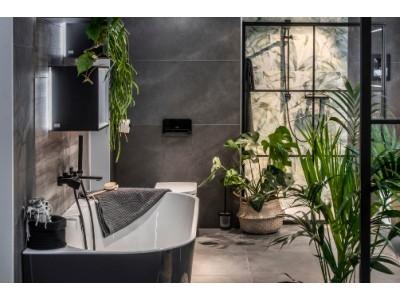 Актуальные дизайнерские идеи для ванной комнаты в 2019
