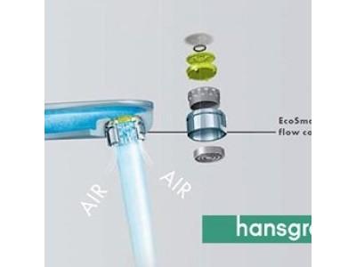 Инновационные технологии Hansgrohe