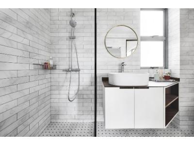 Используем пространство маленькой ванной комнаты правильно