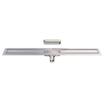 Трап ACO ShowerDrain C-line 985 мм (408725) с фланцем, низкий сифон