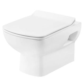 Подвесной унитаз Devit COMFORT NEW (3120123) сиденье soft close