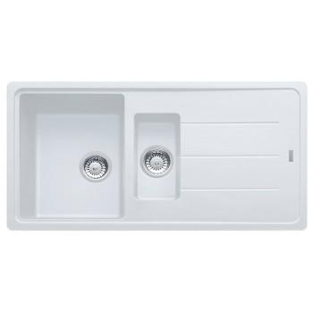 Кухонная мойка Franke BFG 651, белый (114.0365.349)