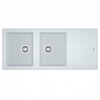 Кухонная мойка Franke BFG 621, белый (114.0367.616)