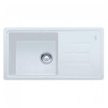 Кухонная мойка Franke BSG 611-78, белый (114.0375.033)