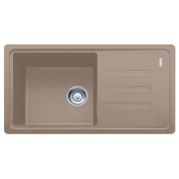 Кухонная мойка Franke BSG 611-78, миндаль (114.0375.037)