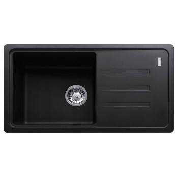 Кухонная мойка Franke BSG 611-78, оникс (114.0375.041)