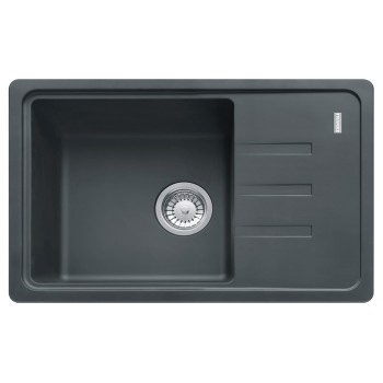 Кухонная мойка Franke BSG 611-62, графит (114.0375.049)