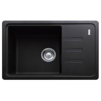 Кухонная мойка Franke BSG 611-62, оникс (114.0375.050)
