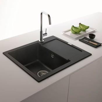 Кухонная мойка Franke MRG 611-62, графит (114.0381.004)