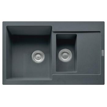 Кухонная мойка Franke MRG 651-78, графит (114.0381.013)