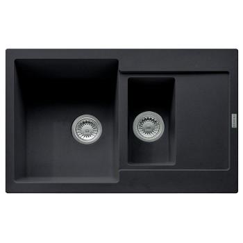 Кухонная мойка Franke MRG 651-78, оникс (114.0381.015)
