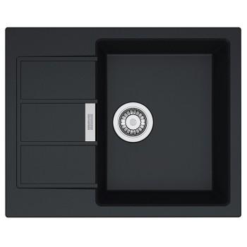 Кухонная мойка Franke SID 611-62, черный (114.0497.931)