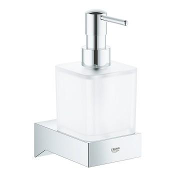 Дозатор жидкого мыла Grohe Selection Cube (40805000)