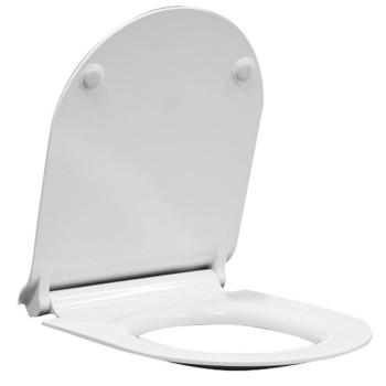 Сиденье для унитаза GSI Pura MS86CSN11 soft close