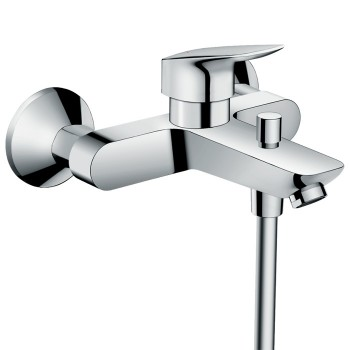 Смеситель для ванны Hansgrohe Logis (71400000)