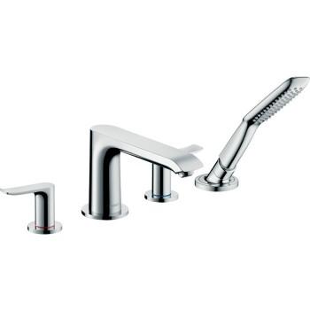 Смеситель для ванны Hansgrohe Metris (31442000)