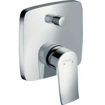 Смеситель для ванны Hansgrohe Metris (31454000)