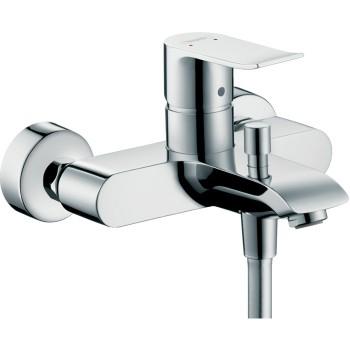 Смеситель для ванны Hansgrohe Metris (31480000)